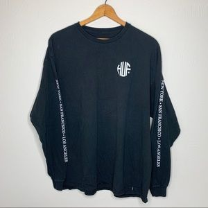 HUF Long Sleeved Shirt